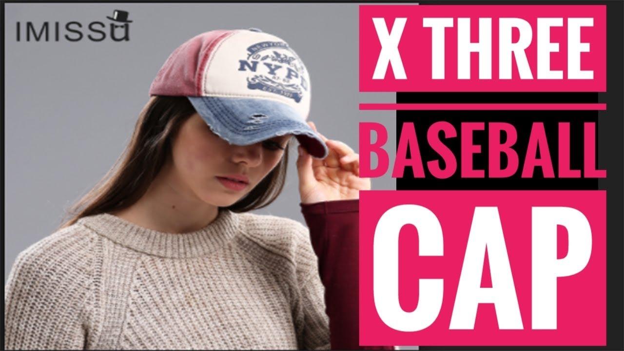 Top 5 Best Baseball Caps For men   Women 2018 - YouTube a4b9a7aae7f