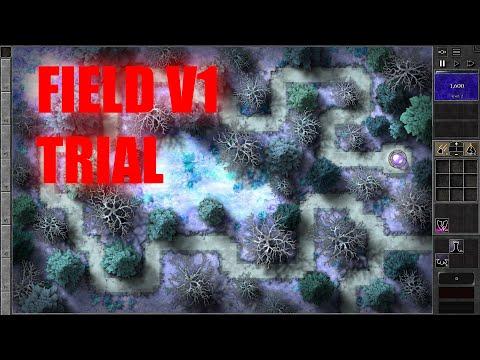 Field V1 Trial - Gemcraft - Frostborn Wrath |