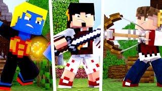Minecraft: CONTRA TODOS - BED WARS ‹ AMENIC ›