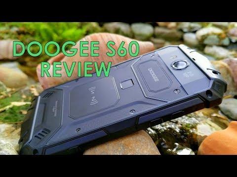 DOOGEE S60 REVIEW – LONG-LASTING IP68 GAMING PHONE