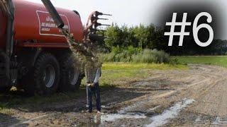 #6: DOUCHEN ONDER EEN POEPSTRAAL