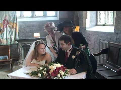 Tintagel Orpheus Male Voice Choir (wedding of Ross...