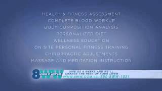 8 Weeks to Wellness® in 30 Seconds