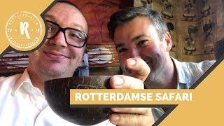 RJD #8:  Op culinair avontuur bij De Smaak Van Afrika [Rotterdammerts in een restaurant 2018]