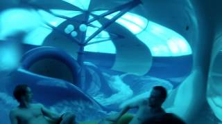 Tropical cyclone ride at center parcs elvedon 2013