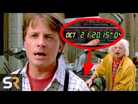 Thumbnail: 10 Movies That Actually Predicted The Future