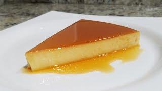 Easy Caramel Flan Recipe