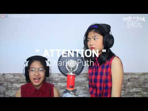 Charlie Puth - Attention [Cover by...