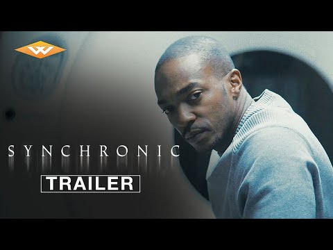 SYNCHRONIC (2020) Official Trailer   Anthony Mackie, Jamie Dornan Mind-bending Sci-fi