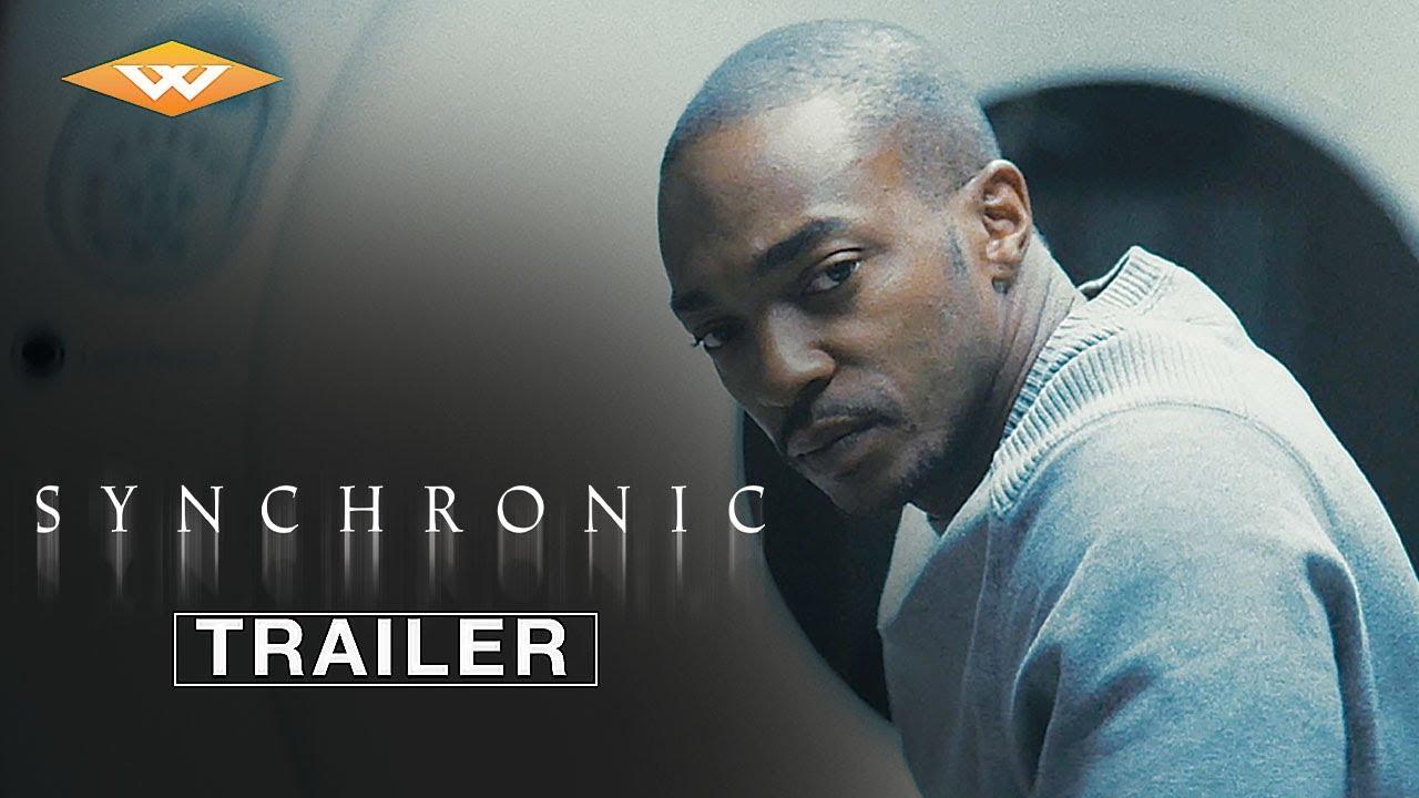 Download SYNCHRONIC (2020) Official Trailer | Anthony Mackie, Jamie Dornan Mind-bending Sci-fi