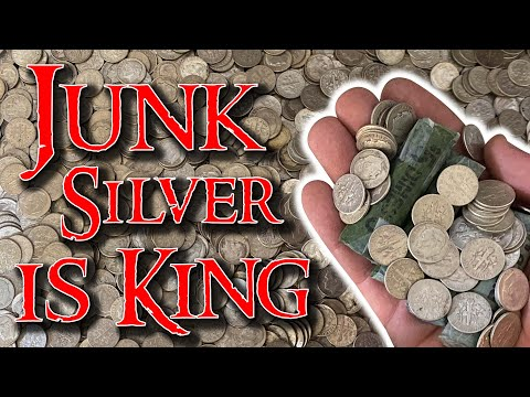 Why Junk Silver is King