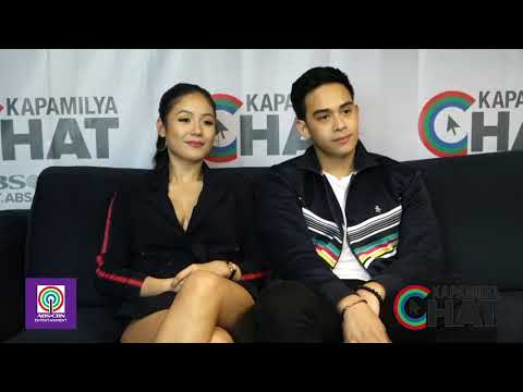 Kapamilya Chat with Diego Loyzaga and Ritz Azul for Ipaglaban Mo