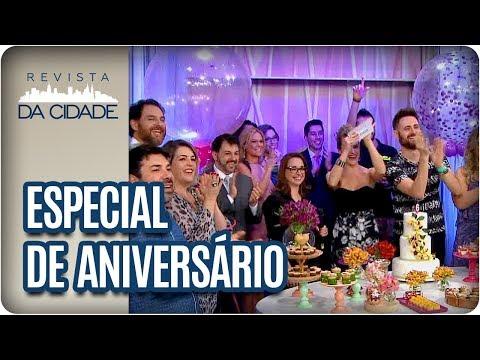 ESPECIAL DE ANIVERSÁRIO DE 6 ANOS - Revista Da Cidade (06/04/18)
