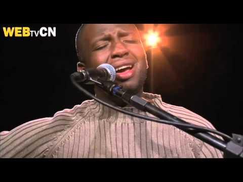 Leandro canta na Webtvcn