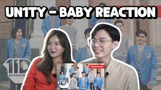 Reaksi Noona Korea Lihat Boy Group Asli Indonesia 'UN1TY'