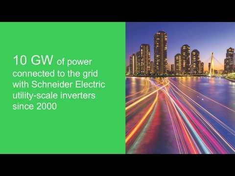 Schneider Electric Solar Business Presentation