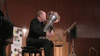Bach flute sonata, Movement 1 tuba solo