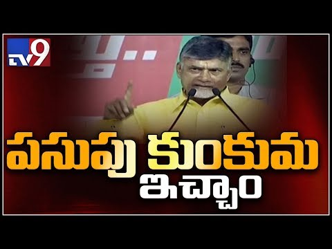 Chandrababu speeds up election campaign- TV9