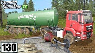 Sprzedaż gnojowicy - Farming Simulator 17 (#130)