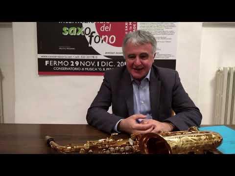 Stage internazionale del saxofono al Conservatorio di Fermo