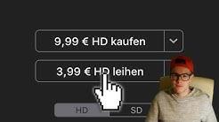iTunes Leihfilme behalten und konvertieren | Tutorial | Deutsch