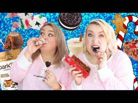 BOUFFE LOUCHE de Noël : Canne de bonbon Extravaganza |  2FILLESORDINAIRES