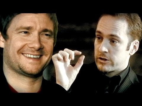 Thumbnail: Derren Brown and Martin Freeman Experiment with New Age Crystals