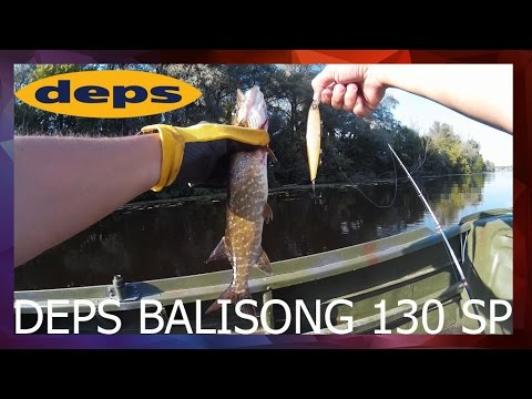 ловля щуки на балисонг видео