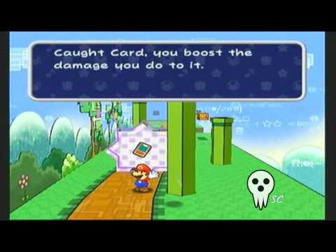 [Análisis Wii] Super Paper Mario.