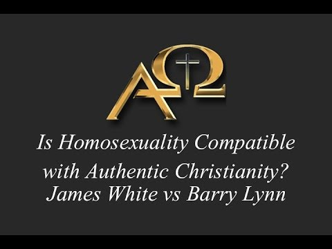 Is Homosexuality Compatible with Authentic Christianity? vs Barry Lynn
