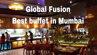 connectYoutube - Global Fusion..best & lavish buffet ..Multi Cuisine..Value for money buffet