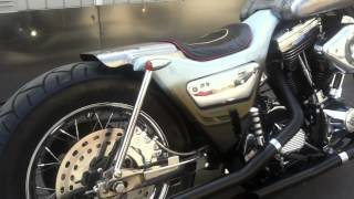 Harley Davidson and The Marlboro Man Bike For Sale