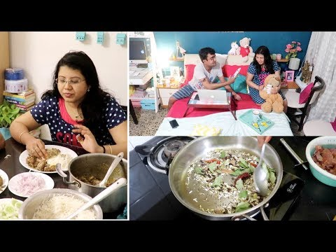 group #Cooking chicken biryani
