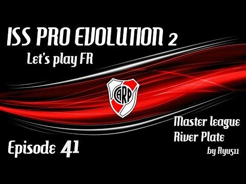 ISS Pro Evolution 2 - épisode 41 - Bienvenue Edgar Davids - Let's play FR