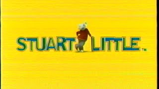 Stuart Little (1999) Trailer (VHS Capture)