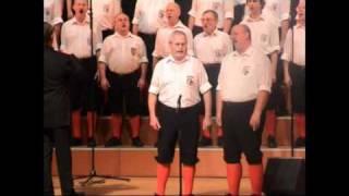 """Bergvagabunden (Wenn wir erklimmen) - Bergsteigerchor """"Kurt Schlosser"""""""