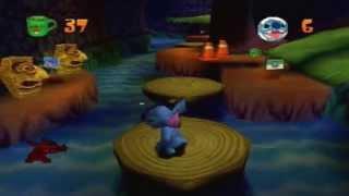 Lilo & Stitch: Trouble in Paradise [PS1] - (Walkthrough) - Part 2: Kaona Road