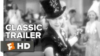 Stage Door (1937) Official Trailer - Katharine Hepburn Movie