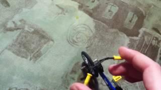 """Копия видео """"Обзор рампы для Finger BMX.Обучение 2 трюкам на Finger BMX"""""""