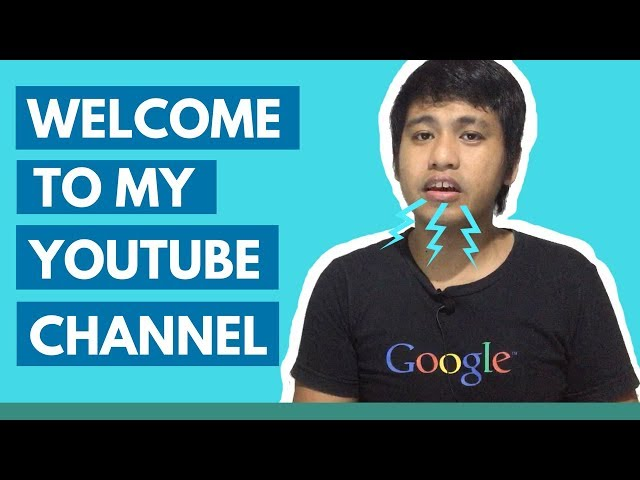 Welcome to my YouTube Channel - Axl Mulat