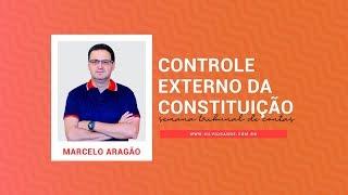 [MARATONA TCU] Controle Externo da Constituição com Marcelo Aragão