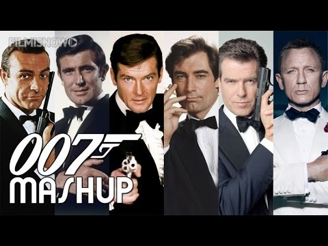 007 James Bond - Dr No. to Spectre Mashup 2015 streaming vf