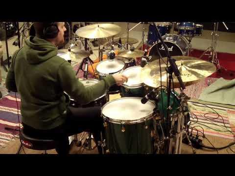 E.R. Theme Drum Cover