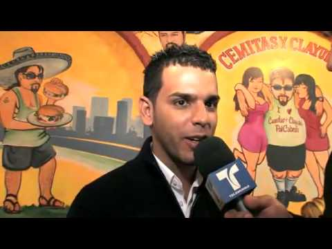 Tito El Bambino Interview  For Telemundo