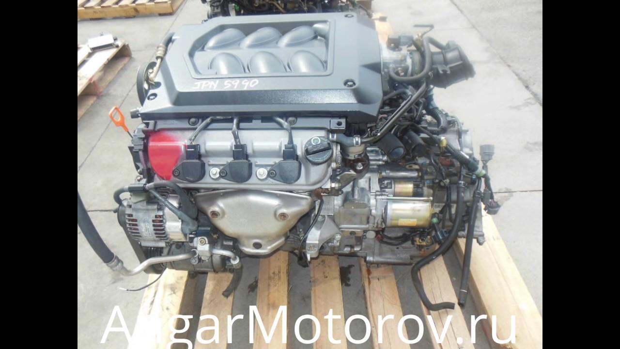 Двигатель Акура МДХ 3.7 бензин J37A Купить Двигатель Acura MDX 3.7 наличие на складе в Москве