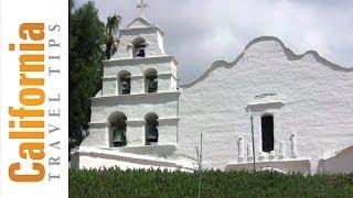 Mission San Diego - San Diego Mission