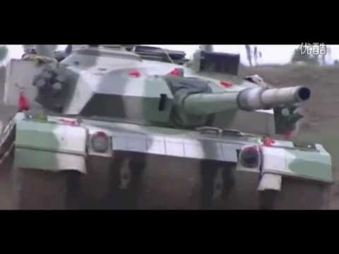 China's Steel Fist - PLA Armored Regiments