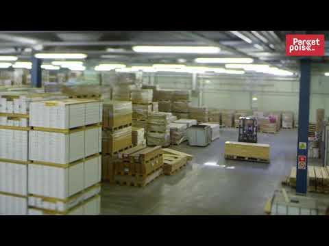 Производство паркетной доски ESTA PARKET (Эста Паркет)