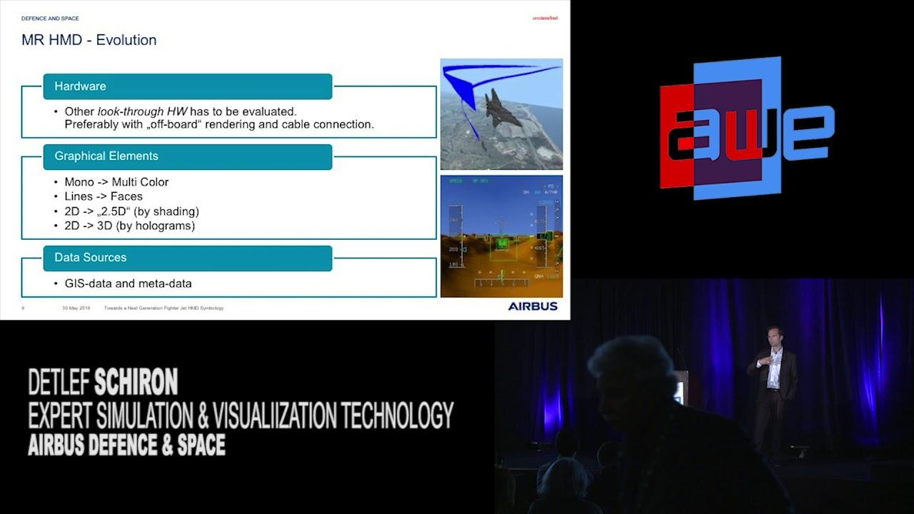 ea2de6f75b95 Detlef Schiron (Airbus Defence   Space) Next Generation Fighter Jet ...