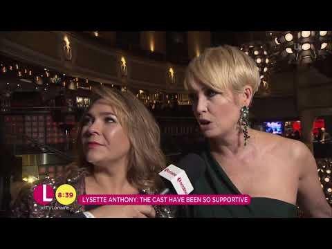 Lysette Anthony on Speaking Out Against Harvey Weinstein  Lorraine